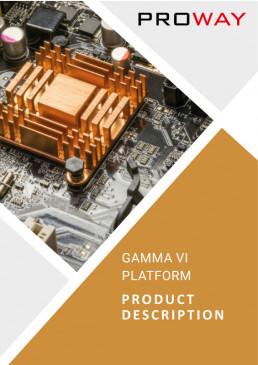 Broschüre-Kommunikations-Integrationsplattform-Gamma